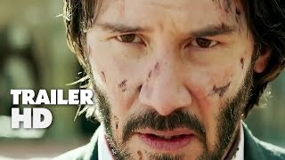 John Wick Chapter 2 - Official Film Trailer 2017 - Keanu Reeves Movie HD