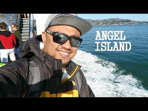 ANGEL ISLAND (San Francisco Day Trip)