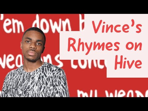 Rap Tips from Vince Staples's Hive- Rhyme Schemes Analysis