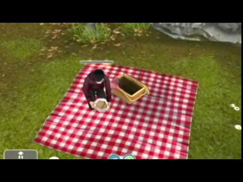 Sims FreePlay - Outdoor Fun [Deer Spring Falls Campgrounds Video]