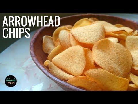 Shiokman Arrowhead Chips (Chiku/Ngaku)