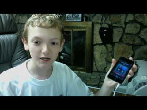 iPod touch skype calls