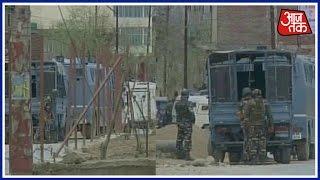 Encounter Underway In Jammu And Kashmir