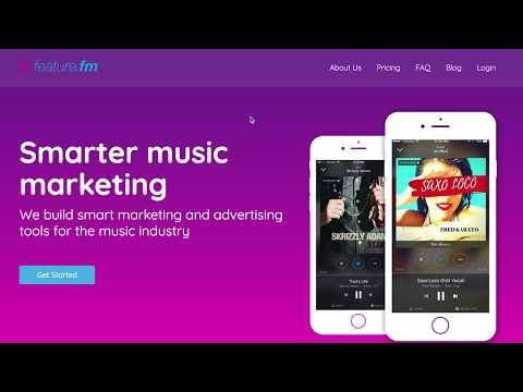How to Get Your Music Heard Using Deezer & Feature.fm