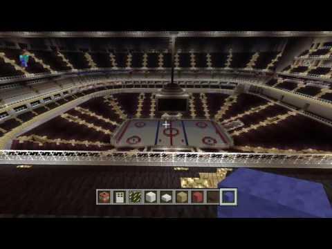 Minecraft: Edmonton Oilers tour