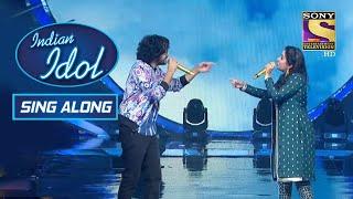 """Neele Neele Ambar Par"" Sayali & Nihal की Colorful Chemistry | Indian Idol | Sing Along"