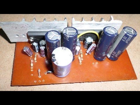 LA4440 12V Car Stereo Amplifier (DIY) Amplifier -- PCB FREE