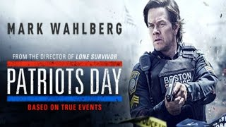 Patriots Day - Ten Word Movie Review