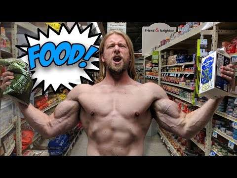 Best Foods for Getting Lean! | Buff Dudes Cutting Plan P1D3