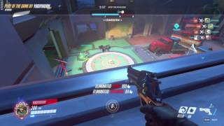 [Overwatch] McCree Play of the Game (POTG) - That last shot they said