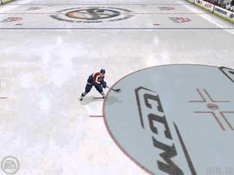 NHL 10 - Sick Shootout Goal