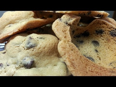 Cookie Cups -  How To