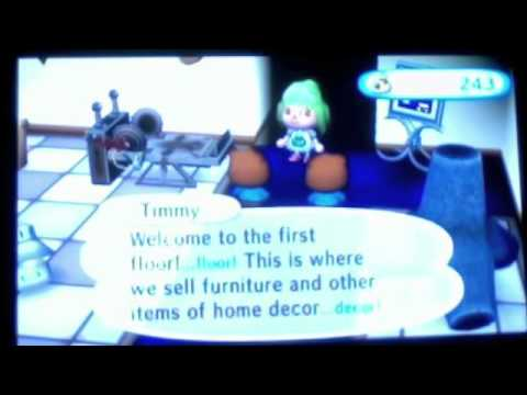 Animal Crossing- Tour Of NOOKINGTONS