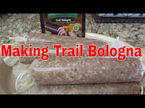 Making Trail Bologna