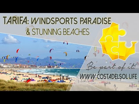 Tarifa, Spain | Wind Sports Paradise & Stunning Beaches