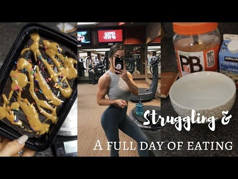 True Grit Ep. 3   Full Day of Eating   The Struggle