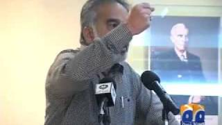Zulfiqar Mirza Latest Speech About MQM