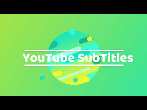 How to add Sub Titles and Closed Captions to your YouTube Video at Free of Cost