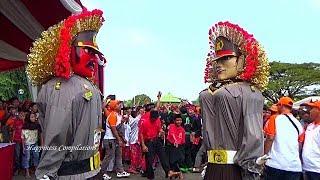 Ondel Ondel Dan Barongsai Dua Budaya Dalam Satu Parade Lyaqc