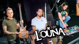 Группа Louna о своем концертном оборудовании