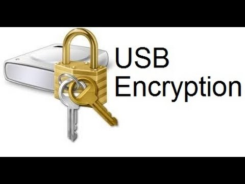 How To Password Protect USB Drives (Windows) [4K]