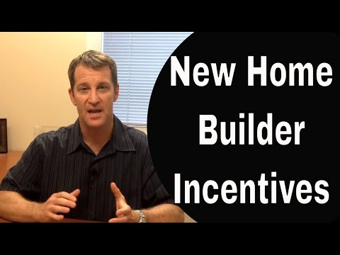 Builder Incentive Money - How Does It Work?