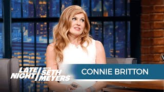 Connie Britton on the End of Nashville
