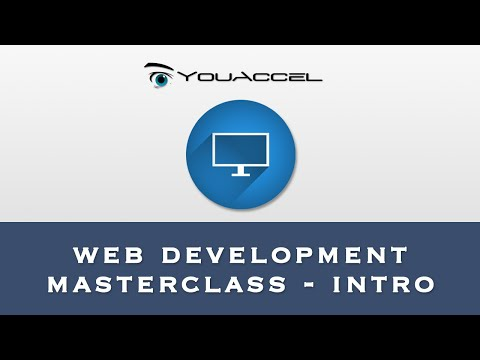 Web Development Masterclass - YouAccel.com