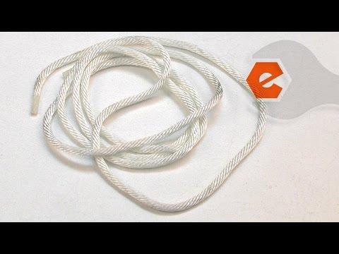 Trimmer Repair - Replacing the Starter Rope (Ryobi Part # 791-613103)