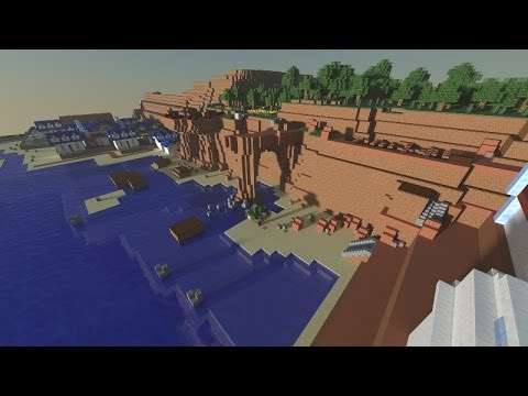 Building Kalos Update 7 Ambrette Town and Cyllage City