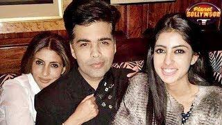 Karan Johar Wants To Launch Amitabh's Grand Daughter Navya Naveli | Bollywood News