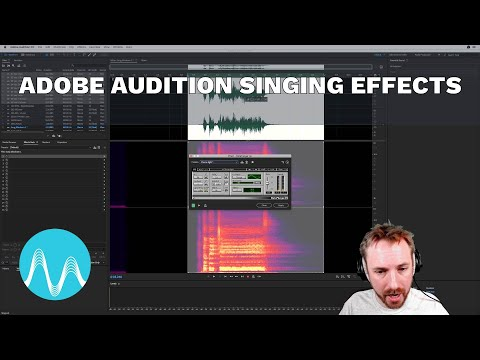 Adobe Audition Singing Effects