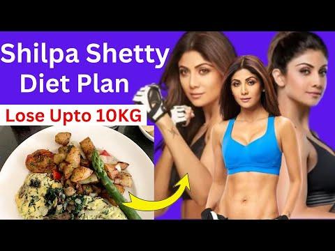 शिल्पा जैसा फिगर पाने के लिए अपनायें ये डाइट प्लान, How to Lose Weight Fast 10kgs | Celebrity Diet 1