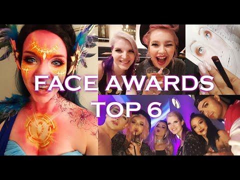 FACE AWARDS TOP 6 VLOG | Week 1 Experience