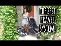 UPPAbaby CRUZ STROLLER & MESA INFANT CAR SEAT REVIEW | 2018 | Hayley Paige