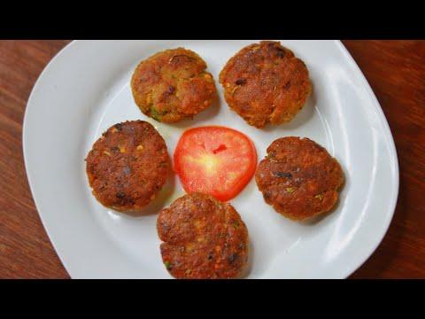 Shami Kabab Recipe | Beef Shami Kabab Recipe | Beef Cutlet Recipe