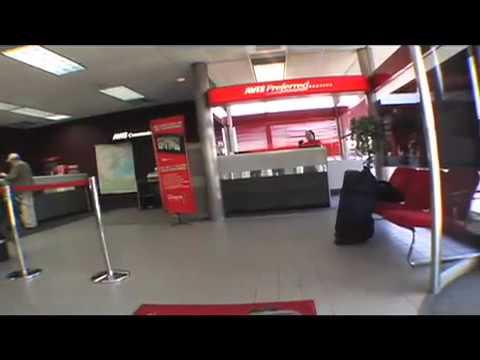 LaGuardia Airport (LGA) - Finding Your Way to the Avis Car Rental Counter