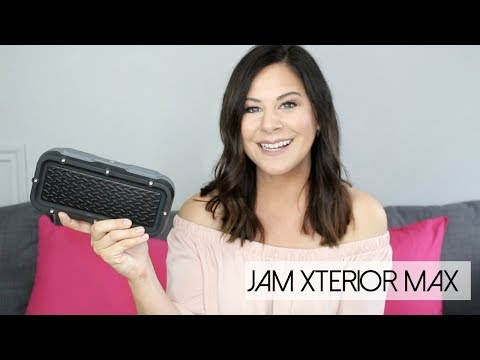 JAM Xterior MAX Bluetooth Wireless Speaker