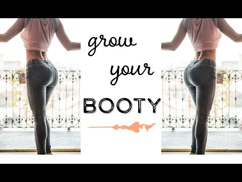 How to Grow Your Butt Without Growing Your Thighs! By Vicky Justiz