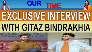 Gitaz Bindrakhia | Exclusive Interview | Channel Punjabi