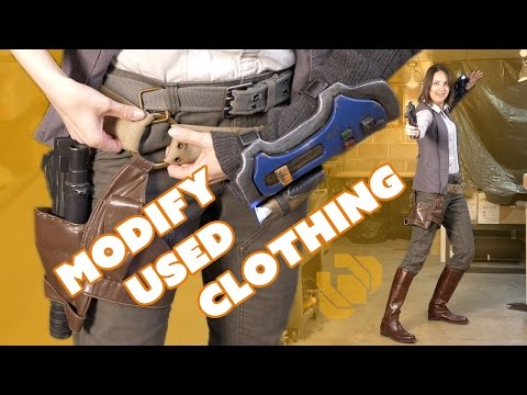 Star Wars Clothes - Second-Hand Store Modifications