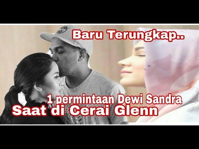 Download Di Gug4t C3rai Glenn Fredly,,Dewi Sandra Meng4ku Binggung Mengapa Suaminya ingin berpis4h darinya MP3 Gratis