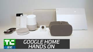Hands on with the new Google Home family