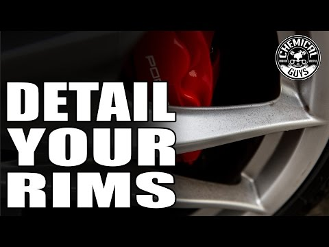 How to Detail Dirty Wheels and Exhaust Tips - Porsche Boxster - Chemical Guys Car Care