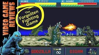 Godzilla: Battle Legends (Turbo Duo / PC Engine) - MIB Video Game Reviews Ep 20