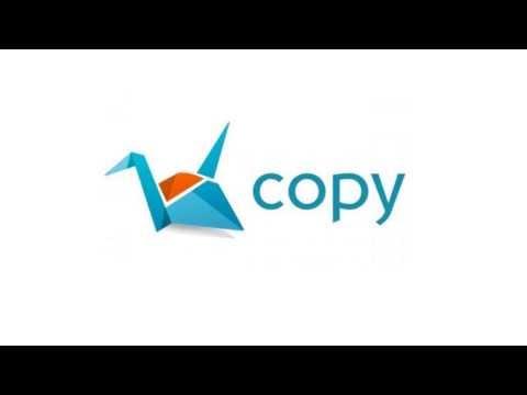 Dropbox Alternative - Copy with 20GB Free Storage