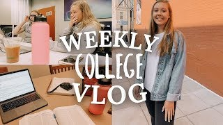 Download college week in my life: my 19th birthday, derby days, packing for a trip to nashville Video