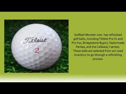 We Buy Old Golf Balls