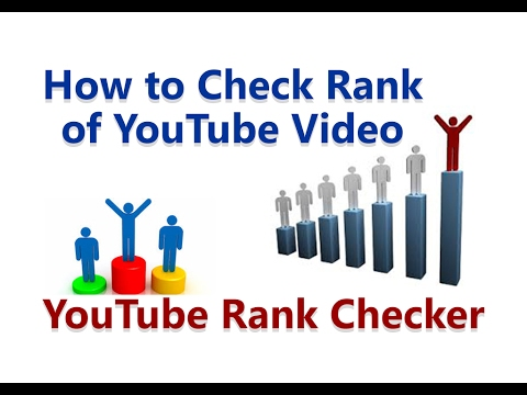How to Know Your YouTube Search Rank