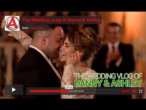 Danny & Ashley's Wedding Re-Cap Ft.MC Danny